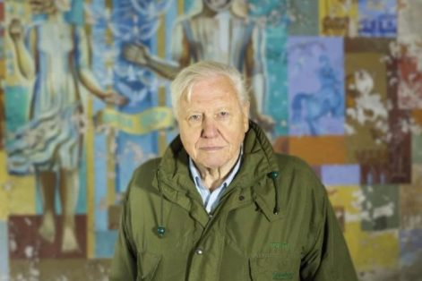 David Attenborough highlights seaweed as a solution to climate change