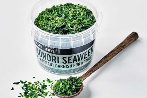 It's going to be a big year for seaweed sales