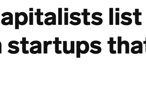 Oceanium chosen as startup set to boom